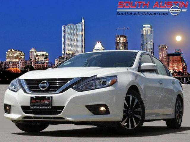 Elegant ... Front Wheel Drive Sedan. New 2018 Nissan Altima 2.5 SL