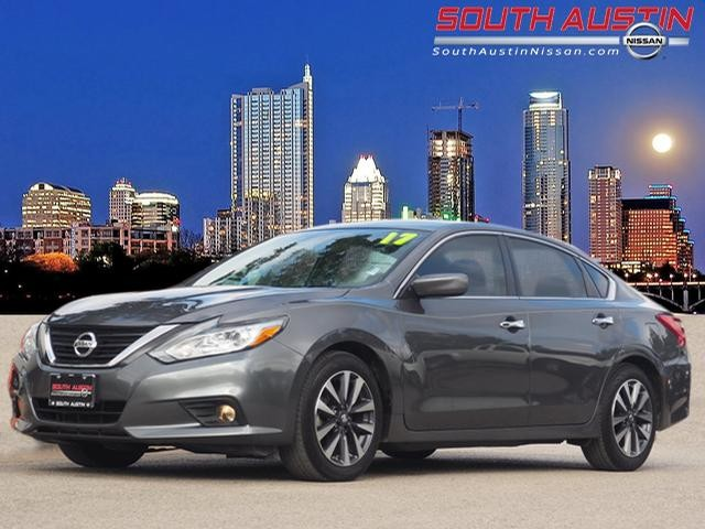 ... Front Wheel Drive Sedan. Certified Pre Owned 2017 Nissan Altima 2.5 SV
