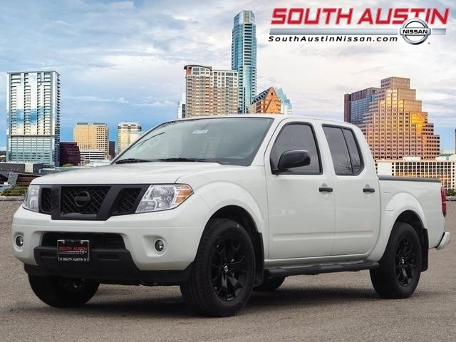 New Nissan Frontier >> New 2019 Nissan Frontier Sv 80761 South Austin Nissan