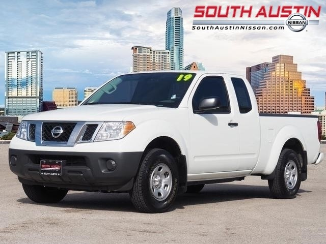 New Nissan Frontier >> New 2019 Nissan Frontier S 80525 South Austin Nissan