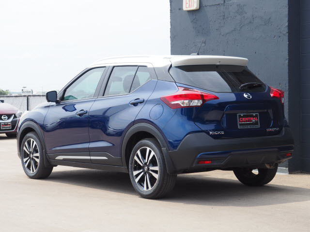 New 2018 Nissan Kicks SR SUV in Austin #80284 | South Austin Nissan