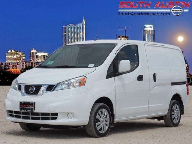 New 2017 Nissan Nv200 S 4d Cargo Van In Austin K709990 South