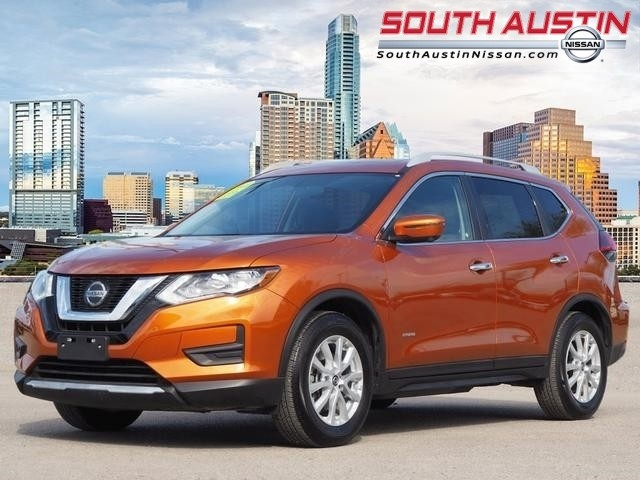 Certified Pre Owned 2018 Nissan Rogue Sv Hybrid