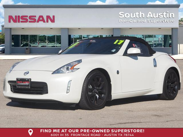 Certified Pre-Owned 2017 Nissan 370Z Touring