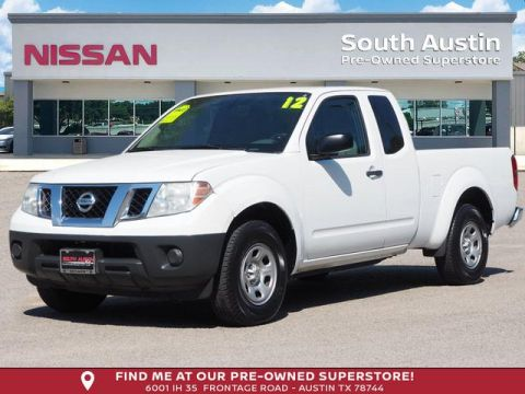 Pre-Owned 2012 Nissan Frontier S