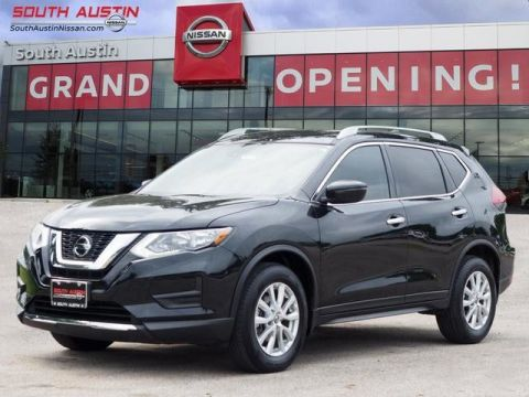 New Nissan Rogue in Austin | South Austin Nissan